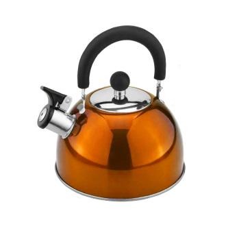 Lifestyle ILSWK-15OR 1.5L Induction Whistling Kettle (Orange)