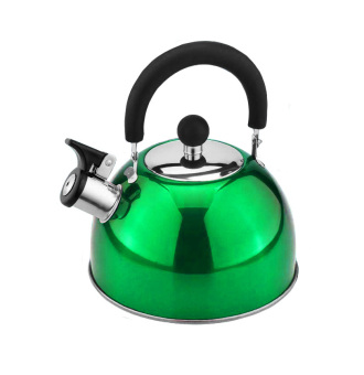 Lifestyle ILSWK-20GR 2L Induction Whistling Kettle (Green)
