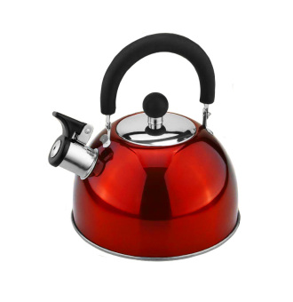 Lifestyle ILSWK-40R Induction Whistling Kettle 4L (Red)