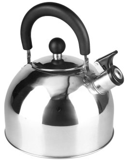 Lifestyle Induction Whistling Kettle Silver (ILSWK-30 3L)