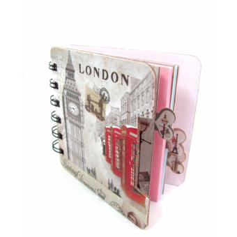 Little Diary Note Book London