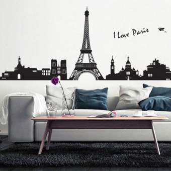 Living room bedroom TV wall background wall adhesive paper
