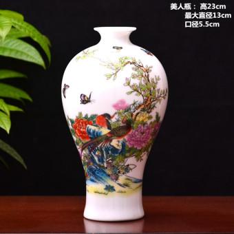 Living room ornaments furnishings vase
