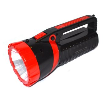 LL-6484 Portable LED Torch (Red/Black)