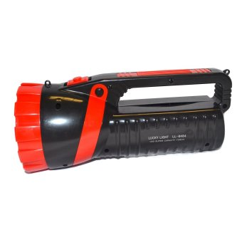 LL-6484 Portable LED Torch (Red/Black) - picture 2