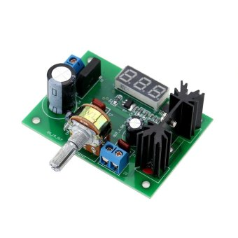 LM317 AC/DC Adjustable Voltage Regulator Step-down Power Supply Module - intl