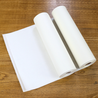 Long Book scroll raw rice paper