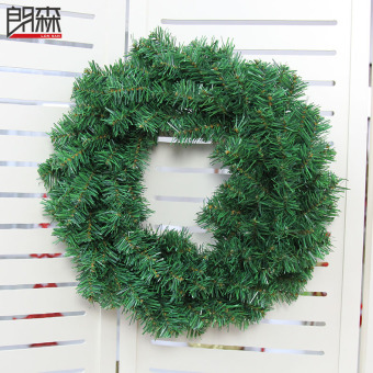 LONSENXMAS Green Christmas Wreath