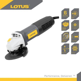 "Lotus Angle Grinder 4"" Toggle 750W LTSG7500T Price Philippines"