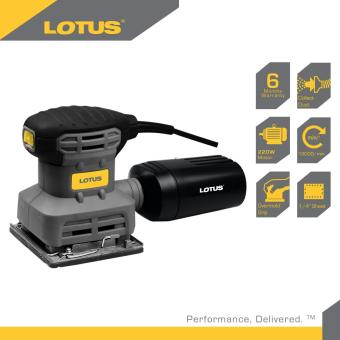 "Lotus LFS8400 1/4"" Sheet Sander (Grey) Price Philippines"