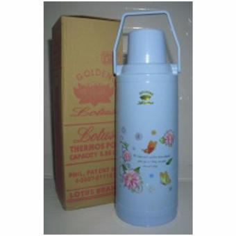 Lotus Thermos Plastic 2.2L (Blue) Price Philippines