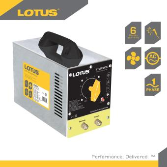 Lotus Welding Machine 200A S/S Body LTSS200X Price Philippines