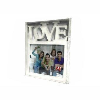 Love Design Picture Frame (White) - picture 2