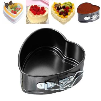 Love Heart Shape Non Stick Baking Tray Pan - intl