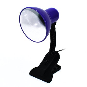 Lucky Light Clip-On Study Table Lamp (Purple)