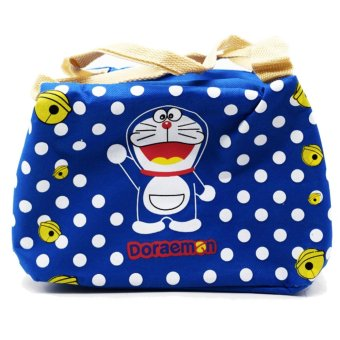 Lunch Box Storage Bag (Doraemon Design)