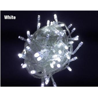 Mabuhay Star 100 LED String Christmas Lights (White) Price Philippines
