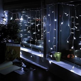 Mabuhay Star Icicle String 200LED Lights SET OF 2 Price Philippines