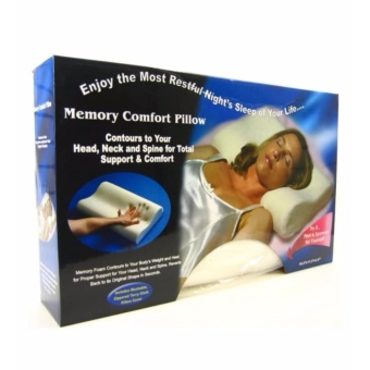 Magic Memory Pillow