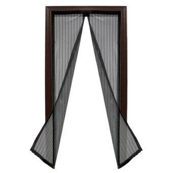 Magic Mesh Instant Screen Door (Black) - 3