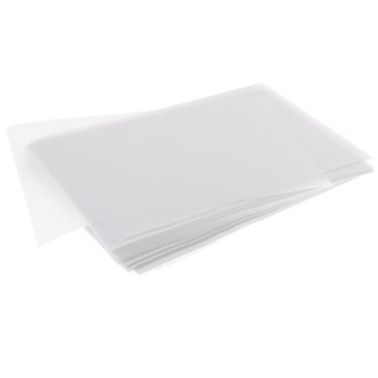 MagiDeal 200 Pieces 63gsm Clear Translucent Tracing Paper Sheets for Drawing 15x10cm - intl