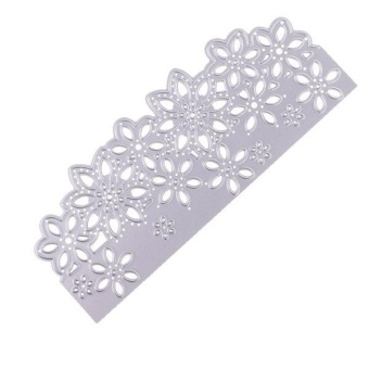 MagiDeal DIY Cutting Dies Embossing Stencil Folder for Scrapbooking Card Making - intl