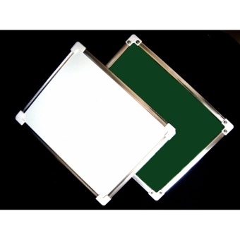 Magnetic White Board/Green Board Size 30 x 40 cm