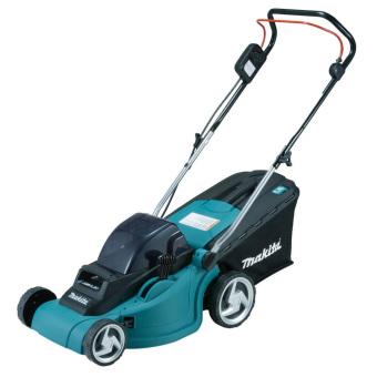 Makita DLM380Z 36V Cordless Lawn Mower (Blue/Black)