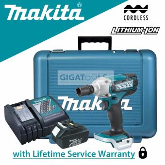 Makita DTW190RF Cordless Impact Wrench 18V LXT Kit Set Price Philippines