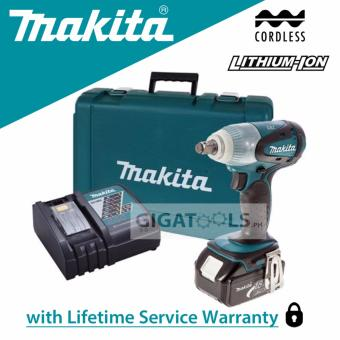 Makita DTW251RF Cordless Impact Wrench 18V LXT Kit Set Price Philippines