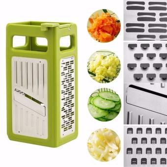 Manhattan Homemaker foldable grater with 4 graters