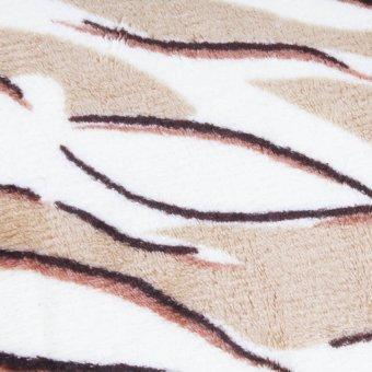 Manhattan Homemaker Ultra Soft Faux Mink Blanket Queen Size (AutumnPark) - 2