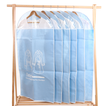 MANLIANG clothing hanging clothes coat dustproof bag Dustproof Cover