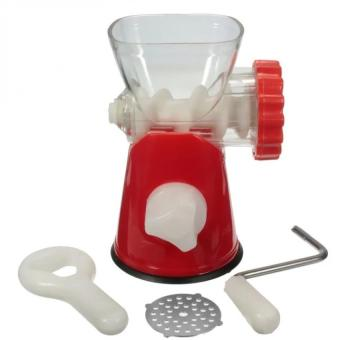 Manual Meat Bean Grinder Mincer Kitchen Hand Crank /Sausage Stuffer/Pasta Maker - 4