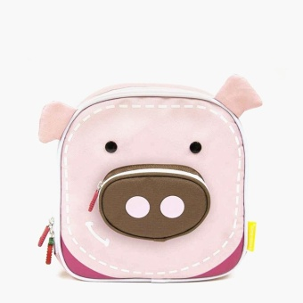 Marcus & Marcus Pig Insulated Lunch Bag