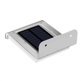 Marstec 16 Bright LED Wireless Solar Powered Motion Sensor Light Waterproof Lighting - intl - 3
