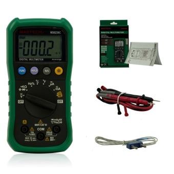 MASTECH MS8239C Auto Ranging Digital Multimeters Volt CurrentResistance Frequency Temp Capacitance Tester - intl - 2