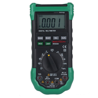 Mastech MS8268 Auto-Range Digital Multimeter - intl