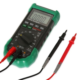 MASTECH MS8268 Digital Multimeter Sound Light Alarm Auto-range Resettable Fuse Capacitance Frequency Measurement - intl