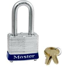 Master Lock No. 3LF 38mm Long Shackle 3 pcs Key Alike Philippines