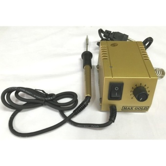 Max Gold Max 550 Micro Soldering Station With TemperatureController- intl Price Philippines