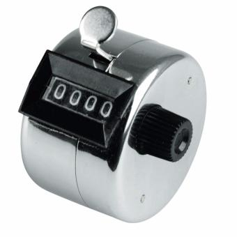 Mechanical Digit Palm Click Hand Tally Counter