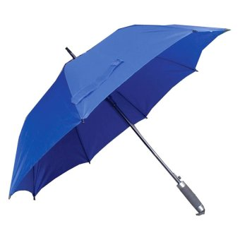 MEDC-183 Long Fiberglass Umbrella (Royal Blue) Price Philippines