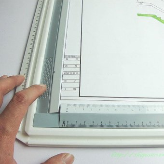 ... MEGA PRO Quality A3 Drawing Board Table With ParallelMotion&Adjustable Angle Office - 3 ...
