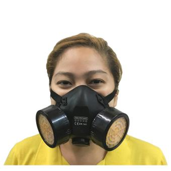 Meisons best quality chemical respiratory gas mask double Price Philippines