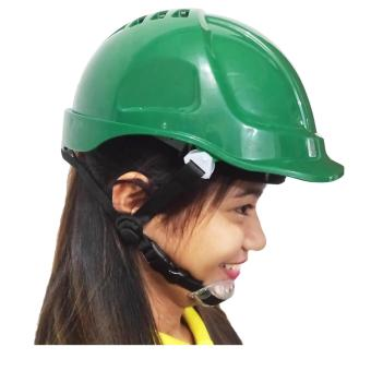 Meisons best quality KOREAN hard hat safety helmet GREEN
