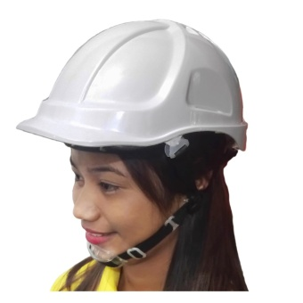 Meisons best quality KOREAN hard hat safety helmet WHITE color