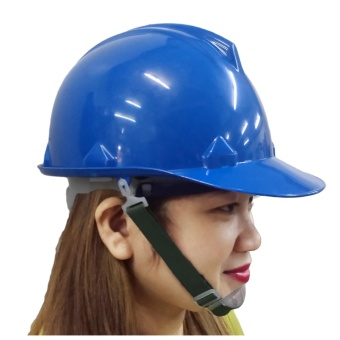 Meisons hard hat safety helmet PE material blue color