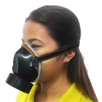 Meisons single chemical respirator gas mask (1pcs)