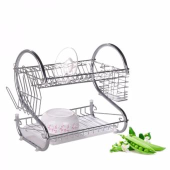 MG 2-Layer Dish Drainer